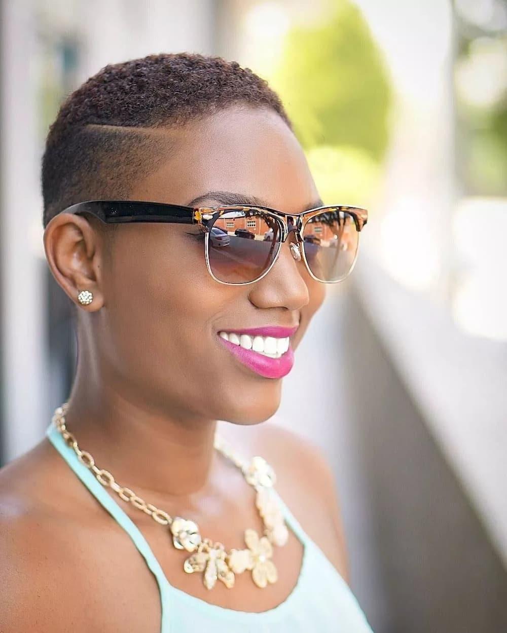 Short Haircuts For Black Women 2020