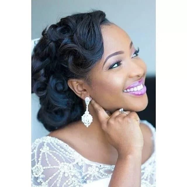 Latest Best Wedding Hairstyles In Kenya And Nigeria Exposeke