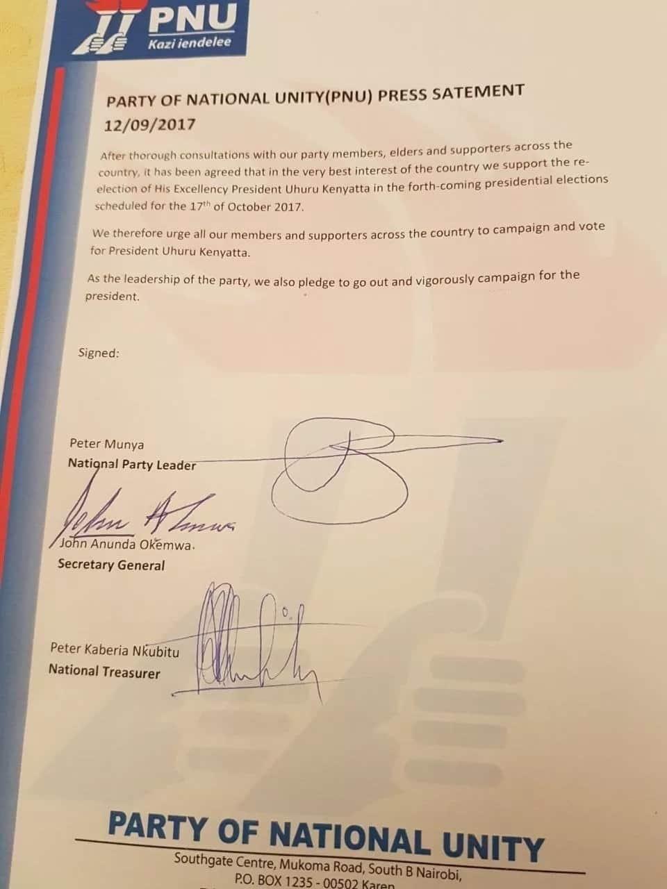 Mwana mpotevu amtosa Raila na kurejea nyumbani siku chache baada ya kuingia NASA