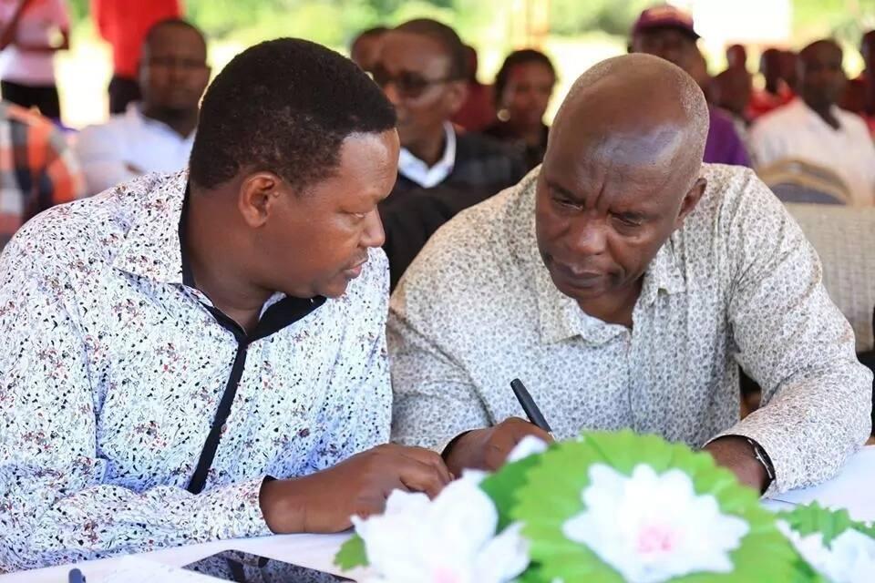 Gavana Kibwana amwondolea vikwazo Alfred Mutua, asema anamkaribisha Makueni