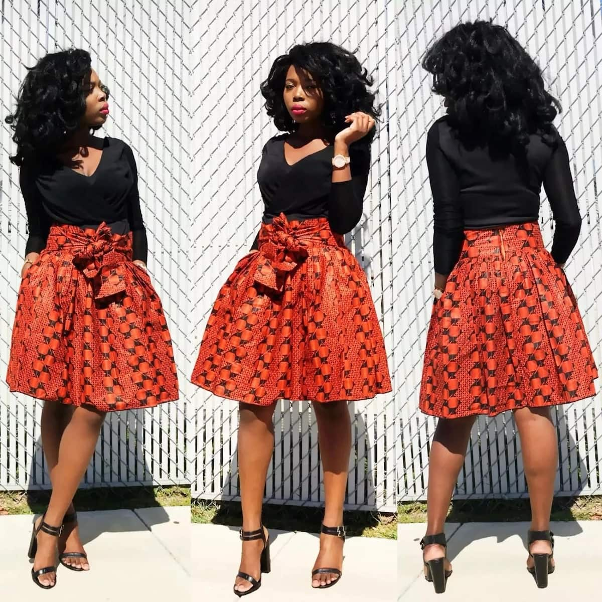 062e2190f16 5 types of skirts any Kenyan girl should own in 2018 ▷ Tuko.co.ke