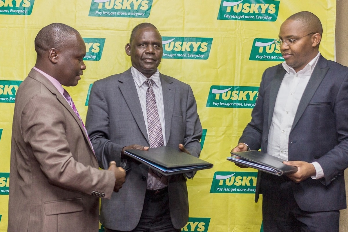 Tuskys Supermarket to pay cashiers salary equivalent to bank tellers