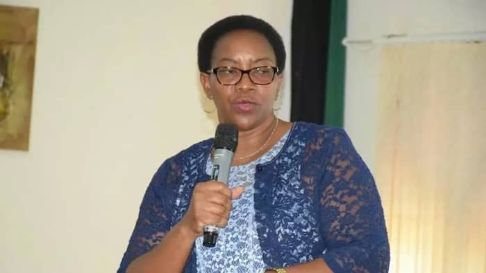 """CS Sicily Kariuki Marks One Year Since Death of Her Daughter: """"We Thank God for the 21 Years"""""""