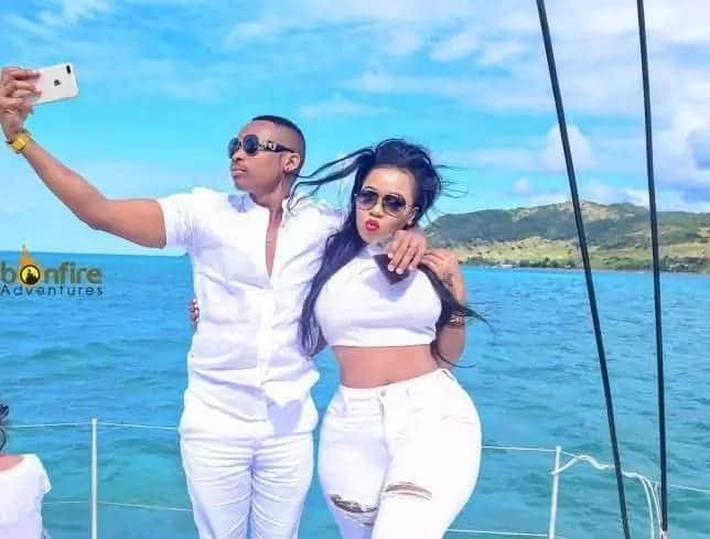 Socialite Vera Sidika says new man is well endowed and she likes it