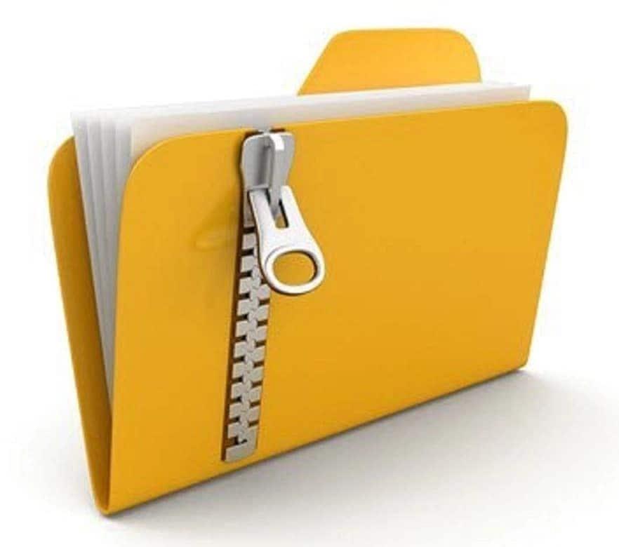 zip file, how to zip a file, how to zip files