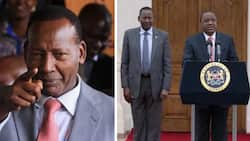 Government's special gesture to the late CS Nkaissery before his burial