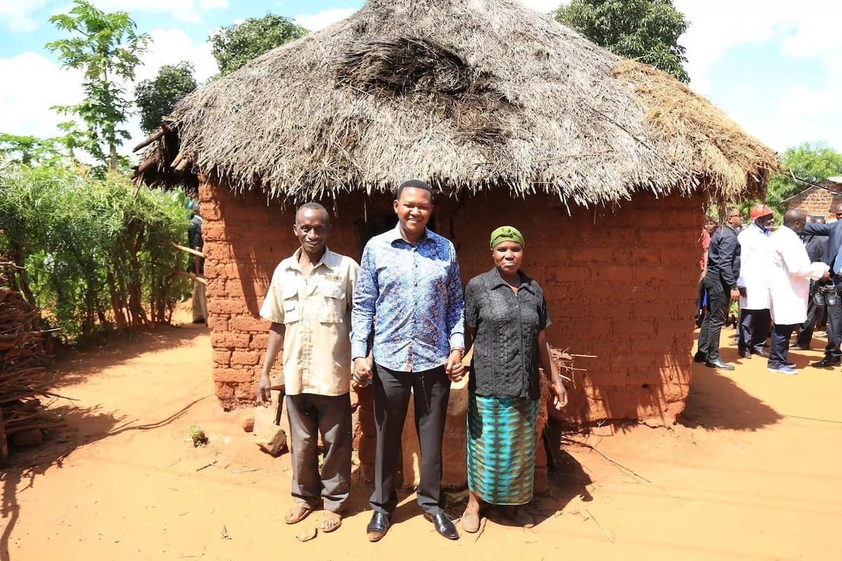 Alfred Mutua launches free roofing sheets initiative to eradicate grass-thatched house in Machakos county