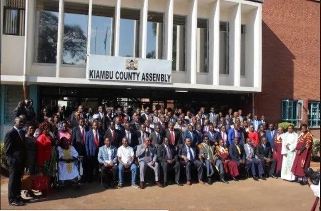 Kiambu child support bill