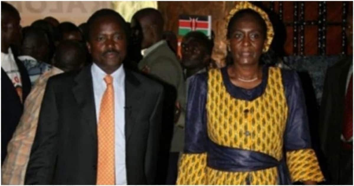 Kalonzo blames Kenya's leadership crisis on male politicians' unfaithfulness in their marriages