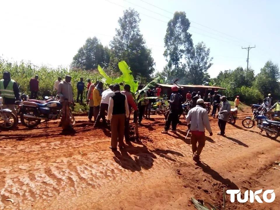 Naibu wa OCS wa kituo cha polisi cha Kapchonge, Bungoma auawa na wakazi