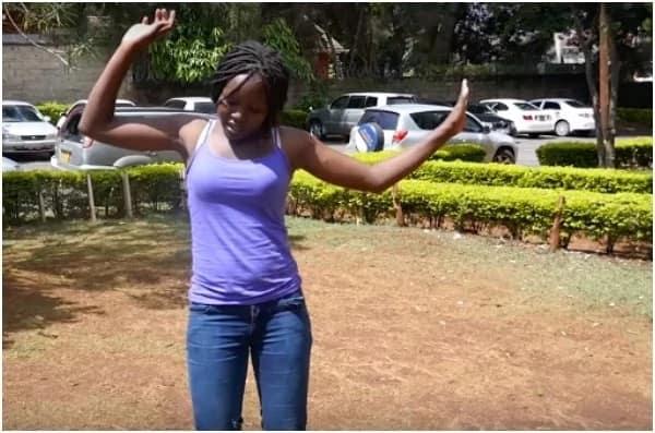 Has self-proclaimed Kalenjin Rap queen Msupa S lost it after absurd TV interview