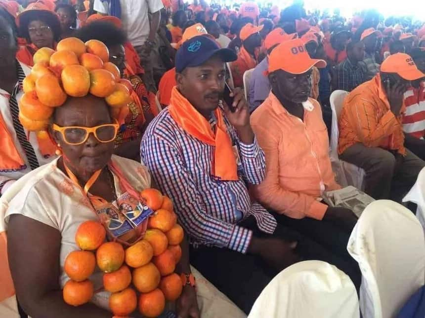 Mfuasi sugu wa Raila Odinga aomba msaada kutokana na bili kubwa ya hospitali