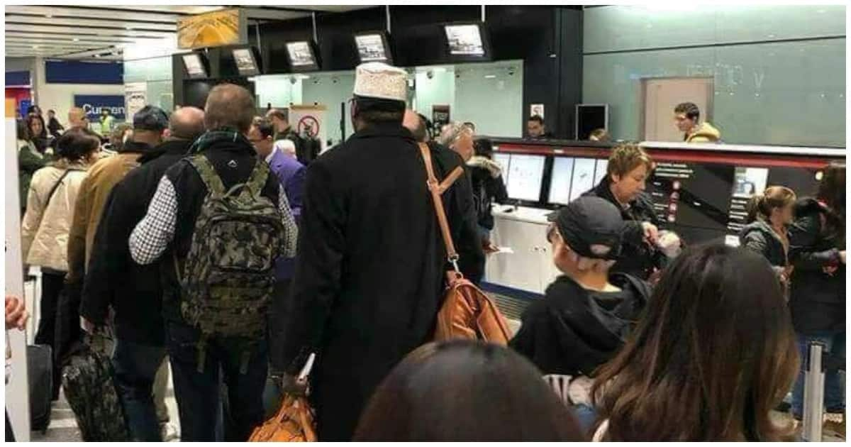 Miguna is back in the country from Canada