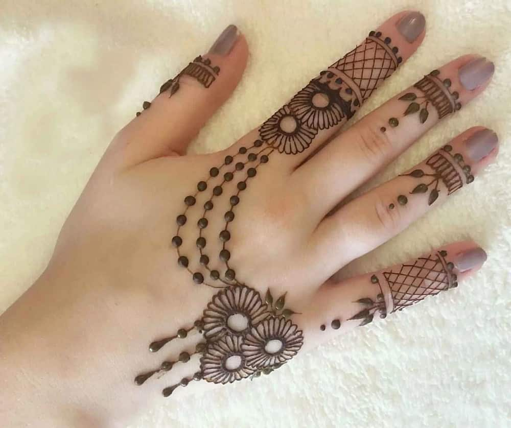 Best Henna Designs In 2020 With Pictures