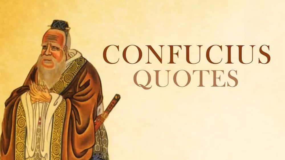 Most famous Confucius quotes ▷ Tuko.co.ke