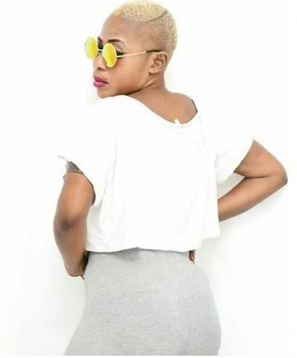 We are ready to feast on Diamond Platinumz - Controversial Tanzania's video vixen tells Zari