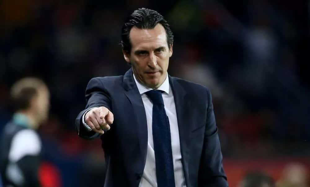 Arsenal sack manager Unai Emery