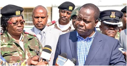 It's another one month of controlled movement for Mt Elgon residents as Matiangi extends curfew