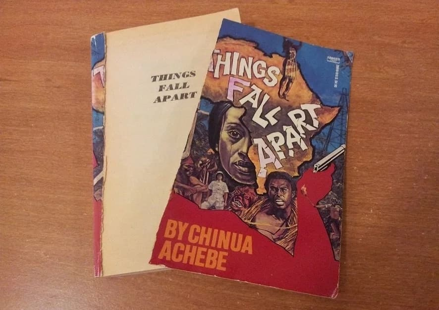 """Chinua Achebe """"Things Fall Apart"""" quotes"""