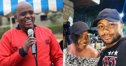 Jacque Maribe fell in love with a guy who connected with her whole being - Rumored ex-lover Itumbi