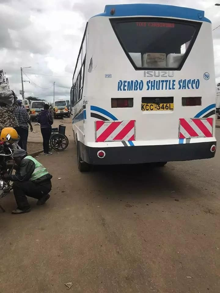 Kitengela-based matatu sacco fires female tout who angered Kenyans by dropping passengers midway their journey