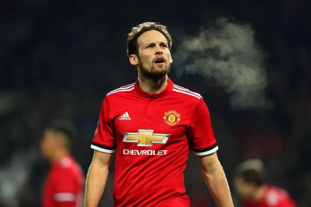 Daley Blind seals return to former club Ajax from Manchester United