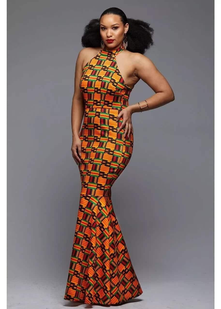 Modern African print dresses 2018, african print dresses, modern african print dresses
