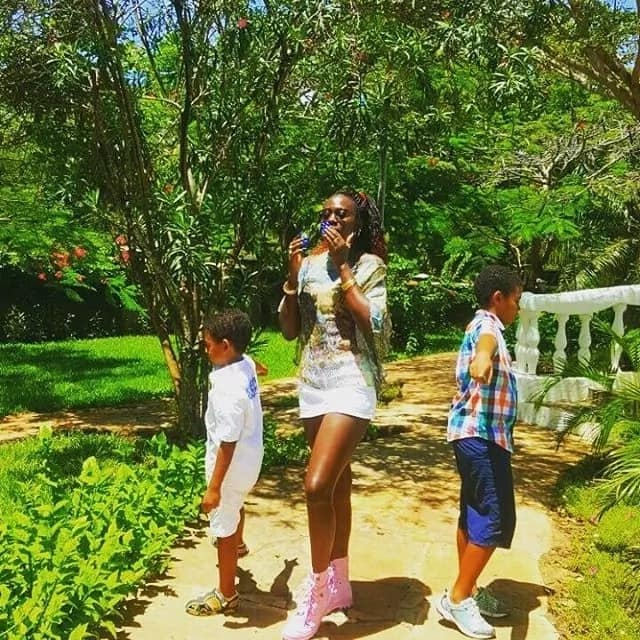 Singer Akothee reveals that her current fiance is 75-year-old, double her age