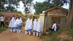Mwingi KMTC Muslim students protest against discrimination over dress code
