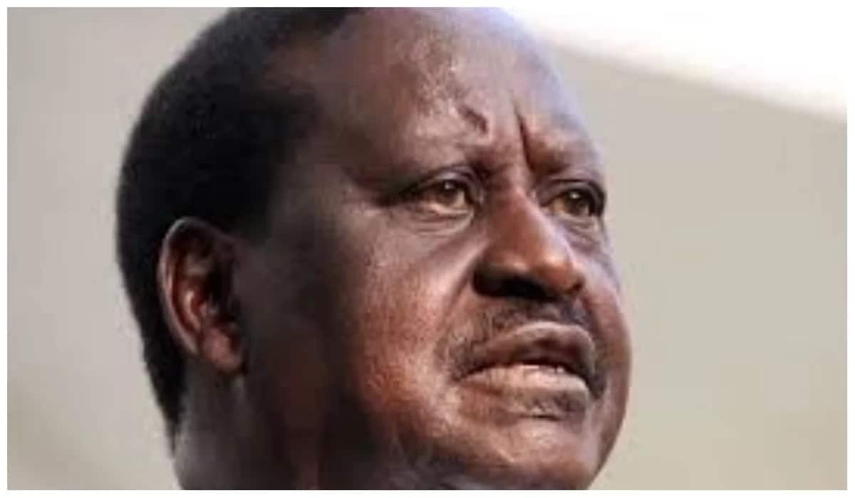 """Raila demands for apology from Trump as storm brews over the racial """"shithole"""" remarks"""