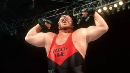 WWE legend Vader dies at 63