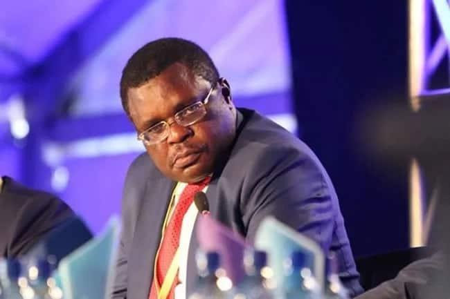 I am not behind your imminent sacking from the cabinet - Senate Speaker Ken Lusaka to Eugene Wamalwa