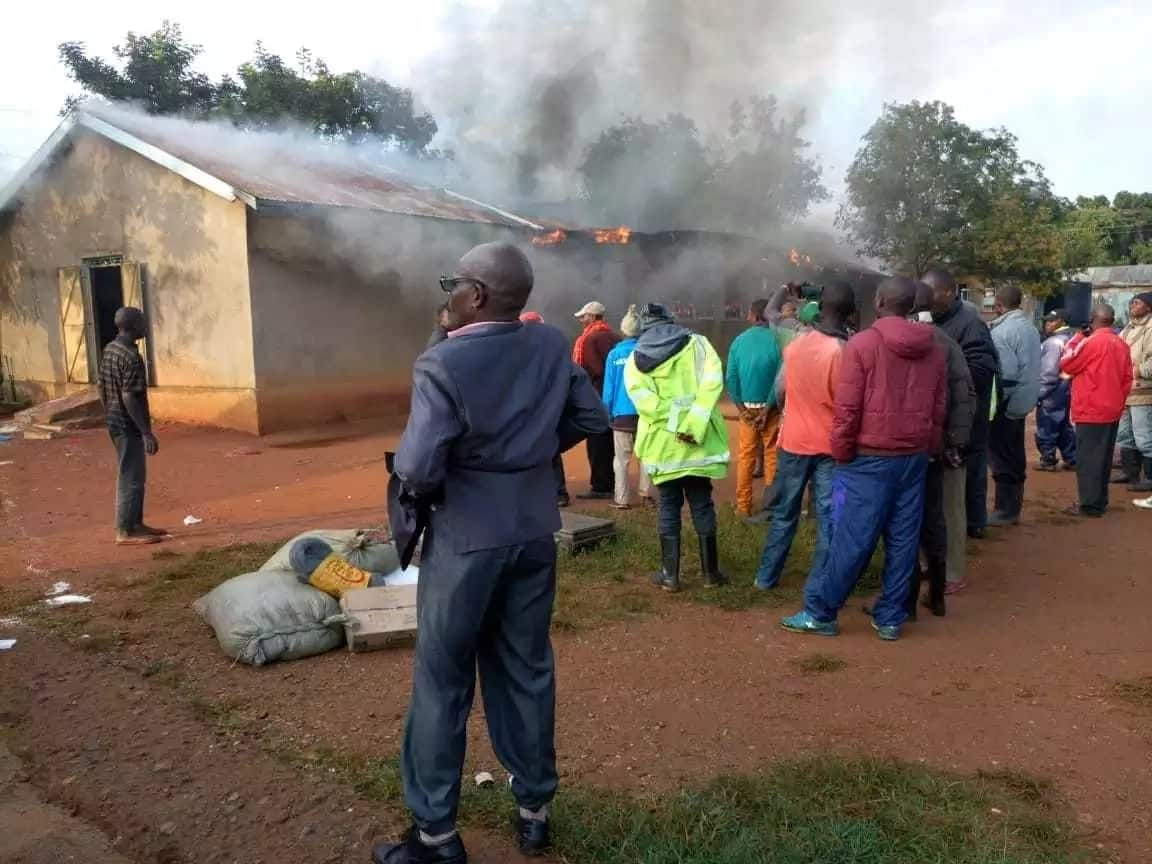 St Mary's Girls' High school, two other schools burnt down as spate of arson in schools gain momentum