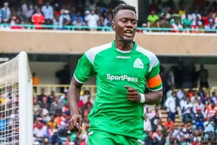Gor Mahia captain gets KSh 12,000 from fans as club fail to pay players