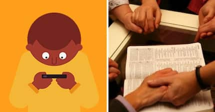 Ooops! Man wrongly sends sex text to Embakasi WhatsApp prayer group, see the message
