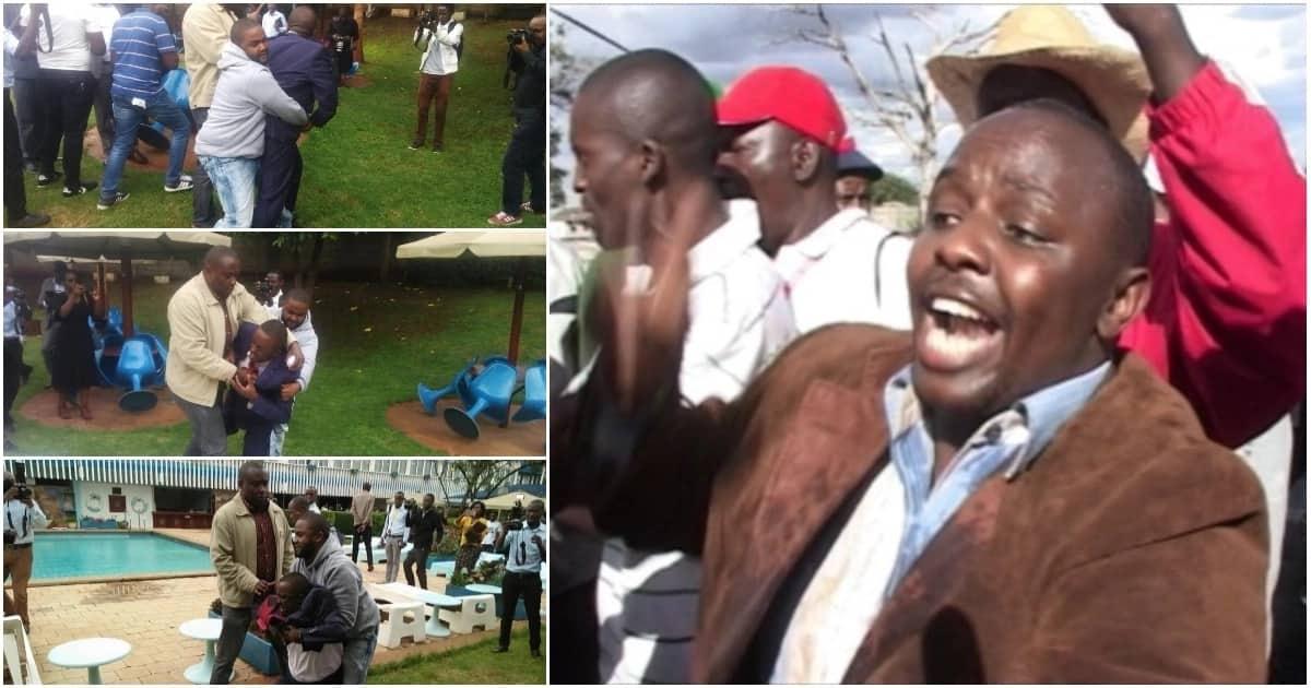 Controversial EALA MP Simon Mbugua arrested