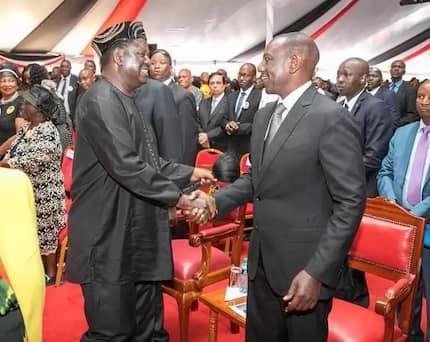 Mahasimu wa kisiasa Raila, Ruto kuhudhuria hafla moja Kisumu