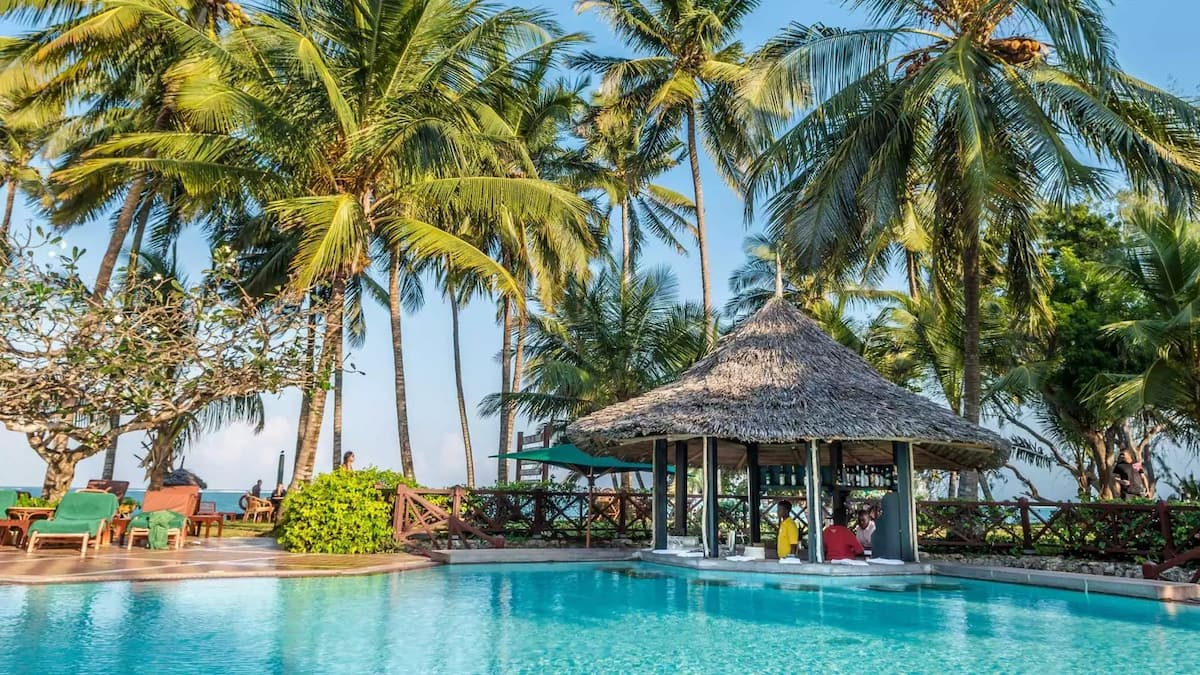 Top 7 Best Hotels in Mombasa - Serena Beach Resort & spa