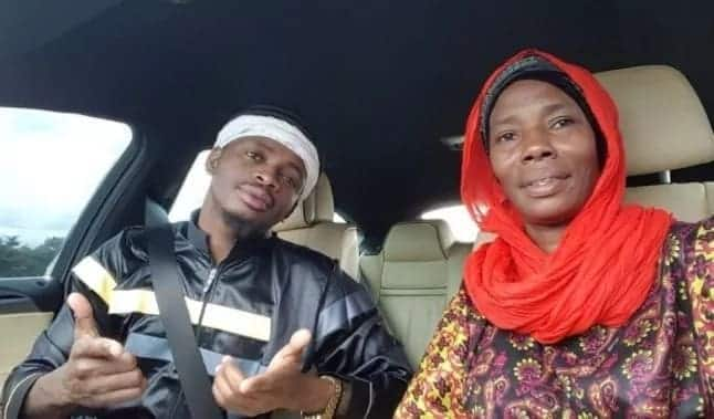 Diamond Platnumz declares half his wealth belongs to his mother in sweet birthday message