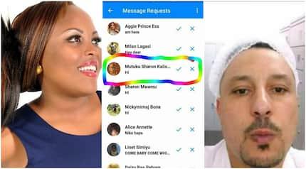 Sofia wa Machachari aanikwa miongoni mwa wanawake waliomtaka 'Robin wa Facebook'