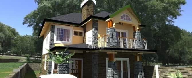 Maisonette house plans Free download house plans Kenya Free house designs in Kenya House design floor plans