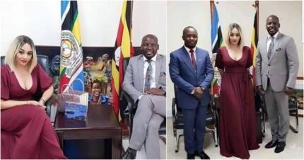 Sosholaiti Zari Hassan ateuliwa kuwa balozi wa Utalii wa Uganda