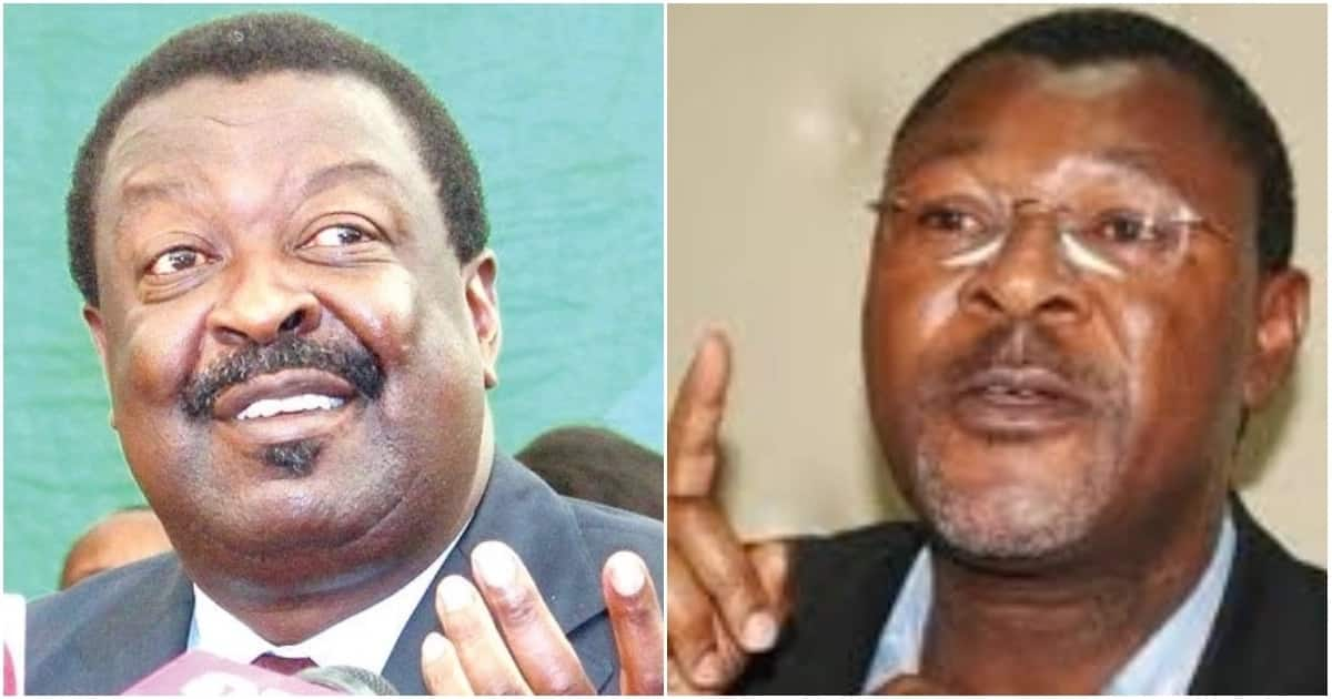 Mudavadi, Wetangula party officials clash over proposed merger