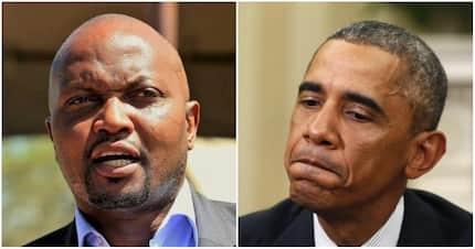 Obama ni mnafiki mkubwa, hawapendi Wakenya hata kidogo – Moses Kuria
