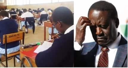 Teachers join Uhuru in condemning Raila following his 'children will not die' quip on exam postponement