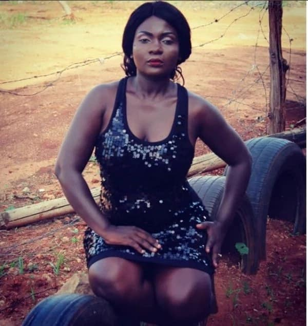 Nyota Ndogo furious after Instagram deleted her photo citing indecency