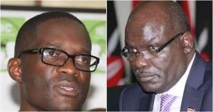 Chebukati, 2 commissioners stare at 6 months jail term for denying Chiloba access to his office