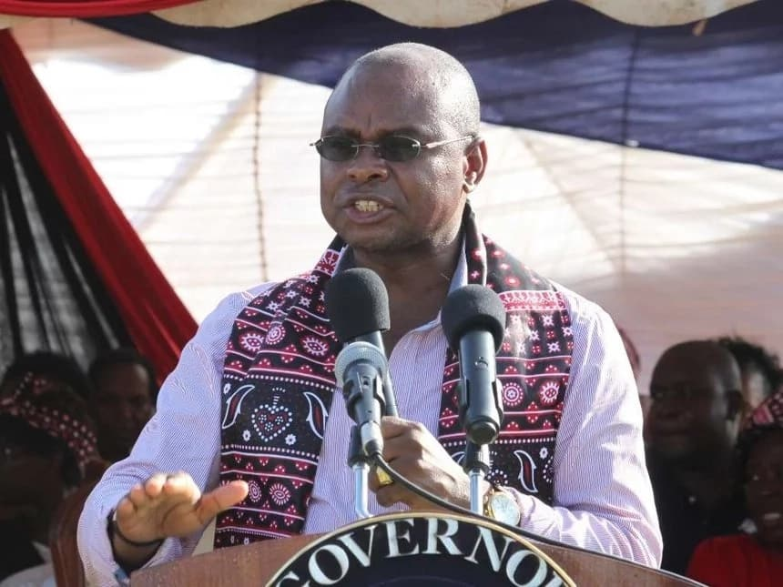 The only NASA governor who delivered for Raila on August 8