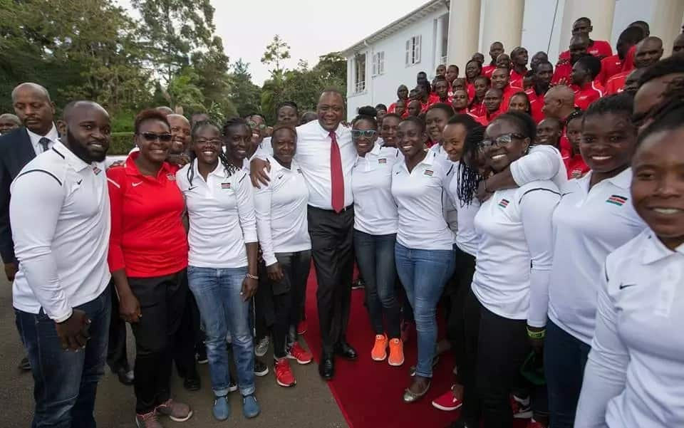 Uhuru orders new Sports CS to pay athletes before they travel