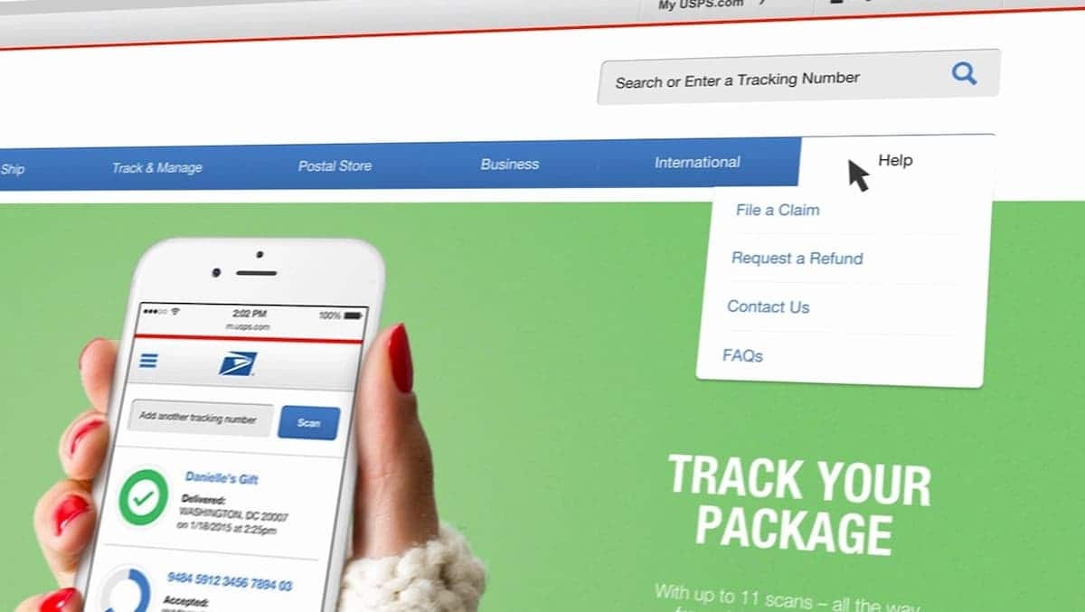 USPS tracking, USPS online tracking, USPS tracking number